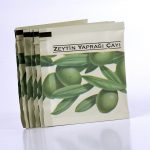 Herbata z liści oliwnych w saszetkach